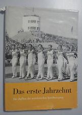 Das erste Jahrzehnt ~Der Aufbau der sozialistische Sportbewegung/DDR ,Propaganda