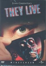 They Live 0025192123528 With Keith David DVD Region 1