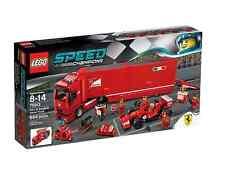 Lego ® Speed Champions 75913 f14 T & Scuderia Ferrari Truck nuevo embalaje original New misb NRFB