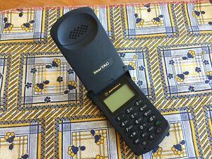 Motorola StarTAC - Black (Sprint) Cellular Phone