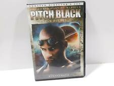 Pitch Black (Dvd, 2004, Unrated, Directors Cut, Widescreen Edition) Vin Diesel