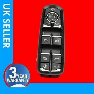 Power Electric Window Controller Switch FOR Porsche Cayenne Macan 7PP959858R