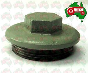 Tractor Cap Oil Filler Transmission Ford New Holland 2000 2N 3000 3400 3500 3550