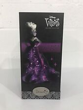 Disney Store Villains Ursula Designer Collection Doll, Little Mermaid,  New