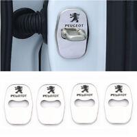 Auto Türe Schloss Schutzhülle Embleme Aufkleber für Peugeot 208 308 3008 301 508
