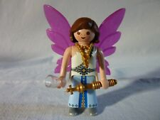 PLAYMOBIL personnage chateau fée reine princesse ailée et accessoires n° 5 l