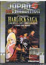 dvd - JAPAN ANIMATION HARLOCK SAGA L'ORO DEL RENO