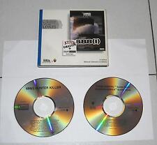 Gioco PC Cd 688 (I) HUNTER KILLER  Collezione d'autore Cd Rom CTO 1997 688(I)