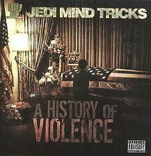 Fantastic Condition Jedi Mind Tricks - History Of Violence Audio CD - Rare