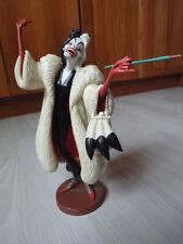 WDCC Cruella De Vil Anita Daahling, MIB with COA Walt Disney Classics Collection