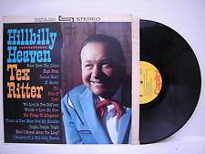 Tex Ritter - Hillbilly Heaven, Capitol SM-1623 Ex Condition Vinyl LP