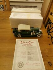 Danbury Mint 1932 Cadilac V-16 Sport Phaeton
