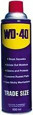 WD40 Multi-Use Aerosol Spray Stops Squeaks Cleans & Protect Genuine - 600ml