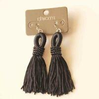 New Chicos Tassel Drop Dangle Earrings Long Gift Fashion Women Party Jewelry FS