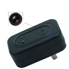 HD 1080P 16G Wall Charger DVR Video Record Hidden Digital Nanny Camera Camcorder