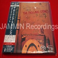 THE ROLLING STONES - Beggars Banquet - JAPAN Mini LP SACD SHM