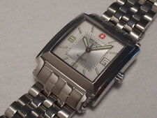 SWISS MILITARY HANOWA  AUTOMATIC, SWISS MADE, SAPPHIRE CRYSTAL, BOXES, RARE