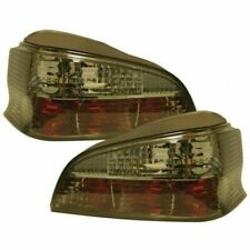 For Peugeot 106 96- Tail Lights Lamps Indicator Spare Part Mr-Style smoke