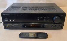 Pioneer VSX-406 5.1 Ch AM/FM AV Stereo Surround Sound Receiver W/ Remote Bundle