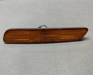 Volvo S40 V40 Left Front Amber Side Marker Bumper Light Lamp Lens 30621939