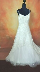 Alfred Angelo wedding dress size 18 NEW With Tags