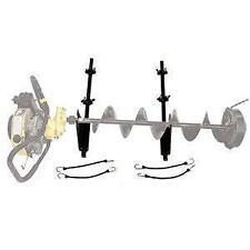 Ice Auger Holder Kolpin 26100 Universal Mounting For ATV UTV Front Or Rear  Z1