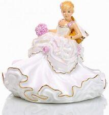 Gli inglesi Donna co Gypsy nozze sogni MINI sposa bionda doll figure in Scatola