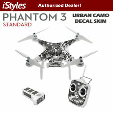 DJI Phantom 3 Standard Skin Decal Wrap - Urban Camo