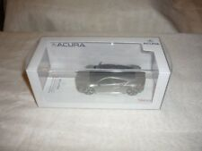 VHTF TSM ACURA 2012 NSX Concept Car 1:43 Scale High Detail Model Mint In Package