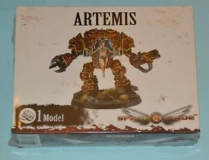 OOP Prodos Miniatures Space Crusade - ARTEMIS - New in box and shrink wrap
