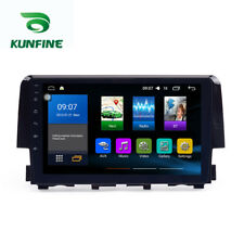 Android 6.0 Quad Core Car DVD Stereo Player GPS Navigation For Honda Civic 2016