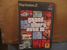 Grand Theft Auto: Vice City (Sony PlayStation 2, 2002)WRONG OUTSIDE INSERT&MAP