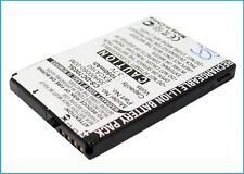 3.7V battery for HTC 35H00080-00M, S620, S621, Excalibur 100, EXCA160, Excalibur