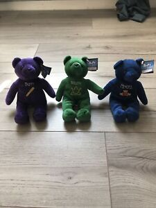 Buffy The Vampire Slayer Collectors Bears Set