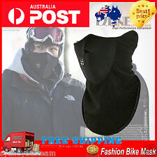 Bike Motorcycle Ski Snow Snowboard Sport Fleece Neck Winter Warmer Face Mask BM