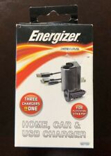 Energizer Power & Play Home, Car & USB Charger for PSVita and PSP