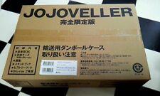 Jojo's Bizarre Adventure Art Book JOJOVELLER Limited edition w/ 2 blu-ray discs