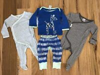 BABY BOYS BULK BONDS CLOTHING SIZE 00 (3-6 MONTHS)