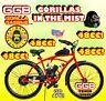"48cc 49cc 50cc 2-STROKE MOTORIZED BIKE KIT AND 26"" BICYCLE MOTOR BIKE DIY POWER"
