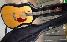 MARTIN SHENANDOAH D-1832 USA Acoustic Electric Guitar Signed by Tommy Emmanuel