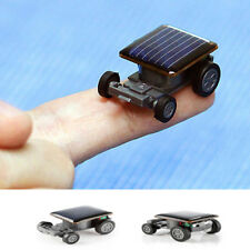 Smallest Solar Power Mini Toy Car Racer Educational Solar Powered Toy