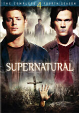 Supernatural: The Complete Fourth Season (DVD,2009)