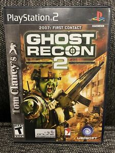 Tom Clancy's Ghost Recon 2 (Sony PlayStation 2, 2004)