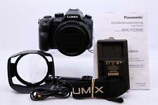 Panasonic Lumix DMC-FZ 2000 Digitalkamera 20.1MP Kamera FZ2000 - Wie NEU