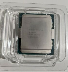 Intel® Core™ i5-7640X X-series LGA 2066 4.0 GHz CPU Processor