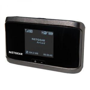 Netgear AirCard 762S 4G LTE Mobiler Hotspot AC762S-100EUS
