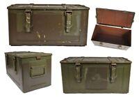 Munitionskiste Indochina Transportbox Lagerkiste Werkzeugkoffer Metallbox Koffer