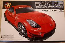 Aoshima Nissan FAIRLADY Z MCR Tuning Fahrzeug 1:24