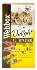 Webbox Cats Delight Mini Mix Cat Treats | Cats