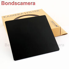Camdiox 100*100mm ND1000 Square Optical Glass Neutral Density ND 3.0 Filter